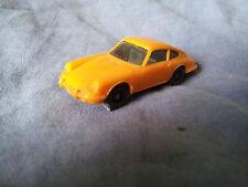 Porsche 911 Wiking 1/87 HO micro car voiture train