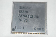SINGER A574A453-101 D/C 8121 Very Rare Collectable Part Gold Part New Qty-1