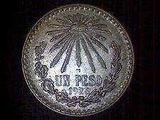 Mexiko Un Peso 1926