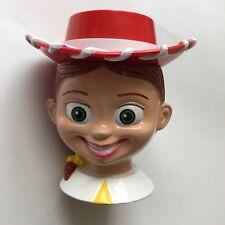 Disney Pixar Toy Story Jessie Cowgirl Plastic Drinking Cup Merch Mug Fun Cartoon