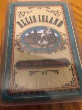 Ellis Island Front Door To Freedom New York City Deck Playing Cards  NIP