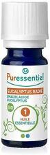 Huile Essentielle Eucalyptus Radie- Bio 100% pure et naturelle  HEBBD  10 ml