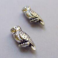 10Pcs Tibetan Silver,Antiqued Bronze Japanese Doll Spacer Beads M1367
