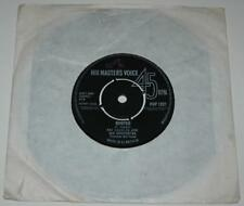 RAY CHARLES - BUSTED*MAKING BELIEVE, 1963 HMV POP 1221, SOUL, R&B