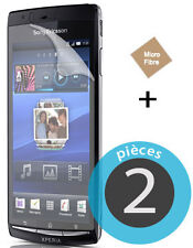 2 films protecteur écran Sony Ericsson Xperia Play