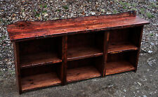 RusticPine Book Case Shelf Wood Furniture Log Cabin Cottage FREE SHIPPING!!