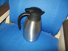airberlin Isolierkanne Kaffekanne 1,5 Liter Edelstahl NEU Kanne  Isosteel