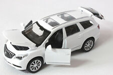 buick Leon coldwell Leila Diecast Car Model off road SUV four open 1:32 new gift