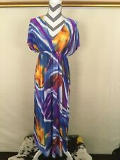 ISLA BONITA LONG ONE SIZE KIMONO DRESS