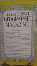 National Geographic Magazine Nat Geo September 1950 (NG26)