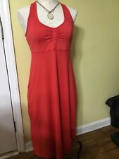 The Northface Red Dress, size MM