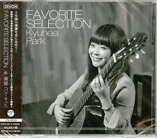 PARK KYUHEE-FAVORITE SELECTION-JAPAN CD+DVD H40