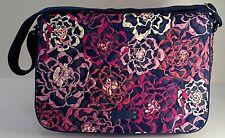 Vera Bradley Laptop Messenger Katalina Pink