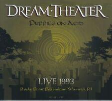 "DREAM THEATER "" PUPPIES ON ACID,  CD DIGIPACK"""