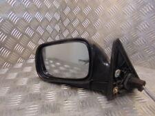 Côté Gauche Grand Angle Wing Mirror Glass for SUBARU Forester 1997-2005 Chauffé