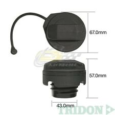 TRIDON FUEL CAP NON LOCKING FOR Volkswagen Beetle New 2 01/00-01/02 2.0L AQY