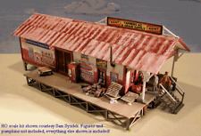 Ho Scale Blair Line Green'S Feed & Seed Kit Item #Blr2005