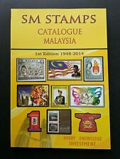 Malaysia 1st Edition (stamp catalogue) *Latest version *New *FREE Postage *color