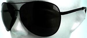 EXTRA LARGE Pilot Sunglasses Big Oversized Gold 62mm Dark Mirror Lenses XXL