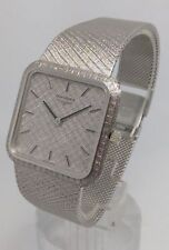 Longines Mechanical (Hand-winding) Square Wristwatches