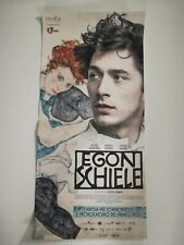 "EGON SCHIELE 2017 Original Movie Poster 12x27"" Italian"