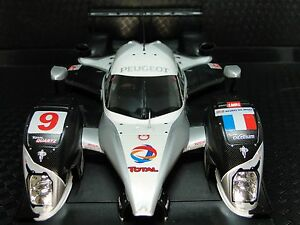GP Peugeote Race Car Formula 1Racing Lemans Carousel BK f1 18 1 24 1 12i8z4m4