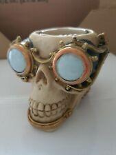Yankee Candle steampunk single wick votive holder very rare