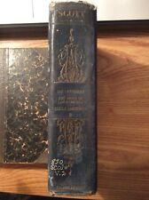 The Antiquary by Sir Walter Scott old books blue hardback