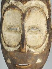 BEMBE CONGO Owl Mask African tribal art TRIBALART Masque zoomorphe hibou