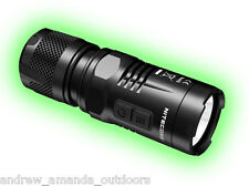 Nitecore EC11 Flashlight 900 Lumens XM-L2 (U2) LED -Runs on 1x IMR 18350 Battery