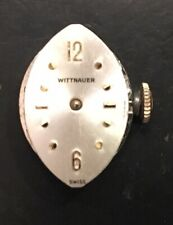 VTG Wittnauer Watch, Swiss, Parts/Repair, No case or Band