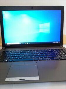 Toshiba Tecra Z50-A laptop core i7 8gb ram 256 gb SSD