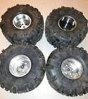 Imex Swamp Kong Huge 14mm Hex wheels and tires RC Savage Maxx Set x4