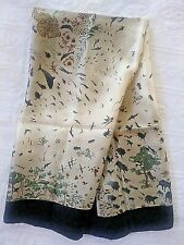 "Wildlife Silk Scarf 34.5"" x 34.5"" from The Wildlife Conservation Society"