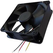 Ventilateur pour boîtier 24V 120x120x38mm 234,4m3/h 48dBA 3100rpm 9.2W 0.4A