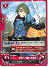 Fire Emblem 0 Cipher Echoes Trading Card Alm B09-003ST Youth of Ram Village Alm