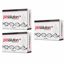 PROSOLUTION PLUS PILLS 3 Month Male ENHANCEMENT + PREMATURE EJACULATION