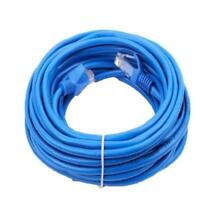 100 FT RJ45 CAT5 CAT 5 High Speed Ethernet Lan Network Blue Patch Cable Cord US