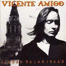 Vicente Amigo - Ciudad de Las Ideas [New CD] Germany - Import