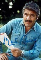 Mario Adorf - original signiertes Foto u.a. Der große Bellheim - Winnetou