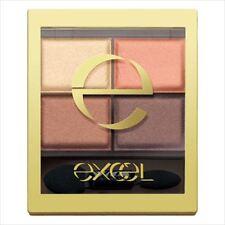 Excel skinny rich shadow eyeshadow very popular kawaii Japan
