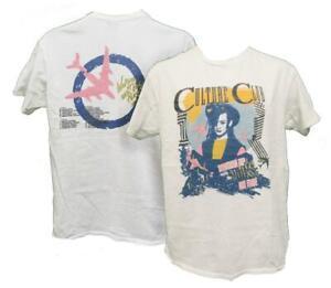 NEW Culture Club Boy George Adult Mens Sizes XS/S-M/L House on Fire Tour Shirt