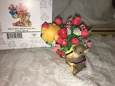 "Charming Tails ""This Is How Much I Love You"" Dean Griff Nib"