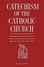 The Vatican, Catechism Of The Catholic Church Revised PB, Very Good Book