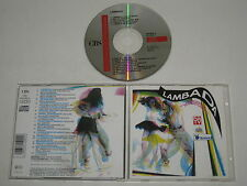 VARIOS ARTISTAS/LAMBADA(CBS/465599 2)CD ÁLBUM