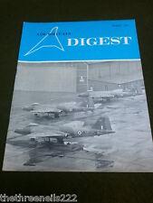 AIR BRITAIN DIGEST - AUG 1967 - CHANNEL ISLANDERS