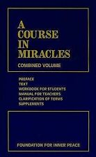 A Course in Miracles: Combined Volume by Foundation for Inner Peace (Paperback, 2008)