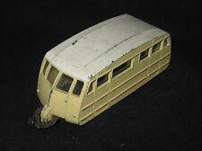 DV4225 DINKY TOYS FR CARAVANE GENRE HENON BLANC ET CREME Ref 811 a 1/43 1959 EM