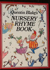 2 Books Beatrice and Vanessa by John Yeoman & Quentin Blake's Nursery Rhyme Book