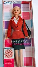 New Unopened Barbie Mary Kay Star Consultant Special Edition 40th Anniversary